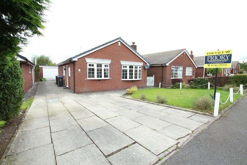 2 Bedrooms Detached Bungalow for sale in Farmside Lane, Biddulph Moor