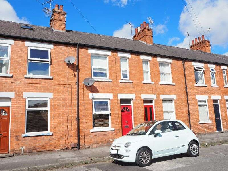 2 Bedrooms Terraced House for sale in Nicholson Street, Newark