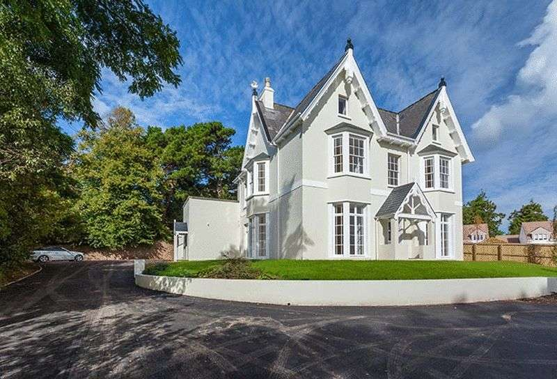 6 Bedrooms Detached House for sale in Park Lane, Budleigh Salterton