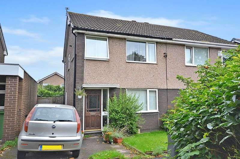 3 Bedrooms Semi Detached House for sale in Thirsk Close, Runcorn