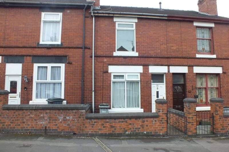 2 Bedrooms House for sale in Tellwright Street, Burslem, Stoke-On-Trent