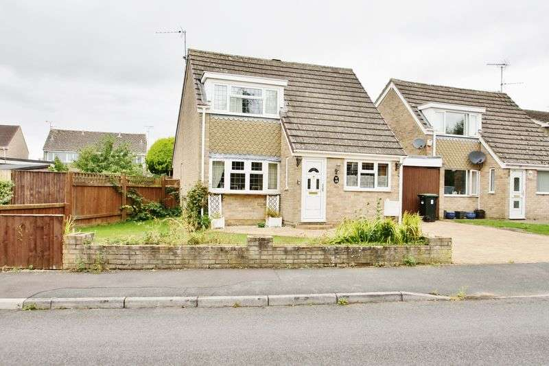 3 Bedrooms Detached House for sale in Pittsfield, Cricklade, Wiltshire