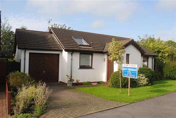2 Bedrooms Detached Bungalow for sale in 16 Freemans Walk