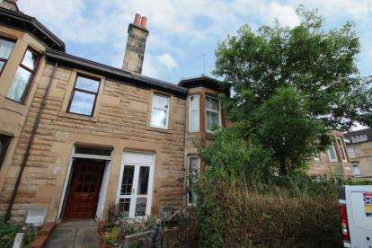 3 Bedrooms Terraced House for sale in Braemar Street, Glasgow, Lanarkshire