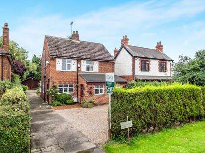 3 Bedrooms Detached House for sale in Nottingham Road, Lowdham, Nottingham, Lowdham