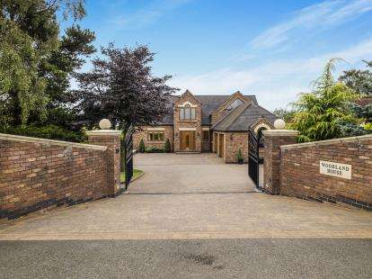 6 Bedrooms Detached House for sale in Coxmoor Road, Sutton-In-Ashfield, Nottinghamshire, Notts