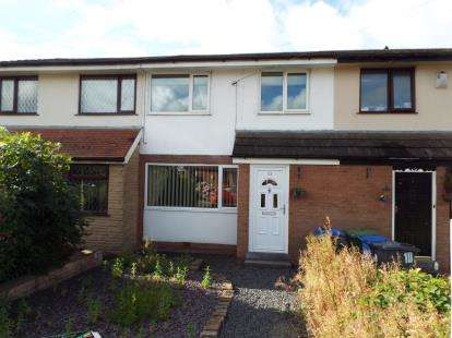3 Bedrooms Terraced House for sale in Highfield Avenue, Inskip, Preston, Lancashire