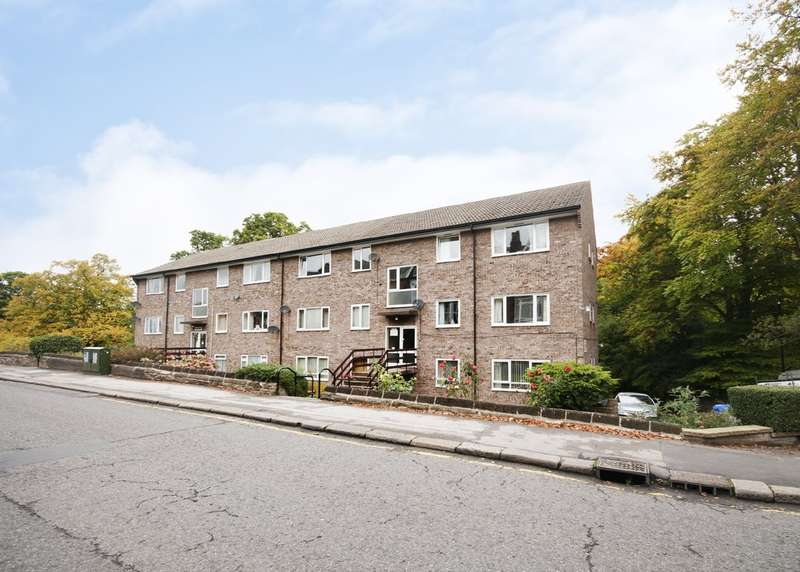 2 Bedrooms Ground Flat for sale in 120 Sharrow Court, Sharrow Vale Road, Sheffield, S11 8ZD