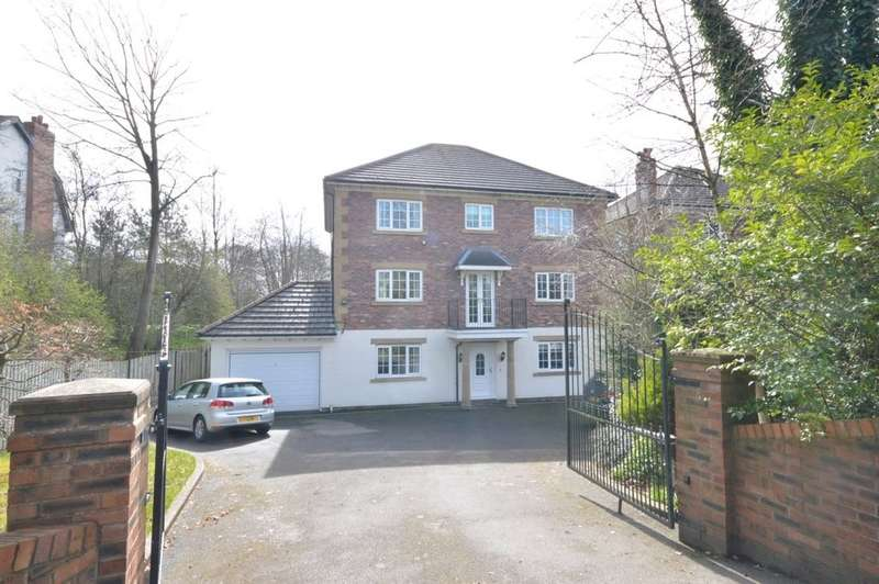 5 Bedrooms Detached House for sale in Moorland Road, Poulton-le-Fylde