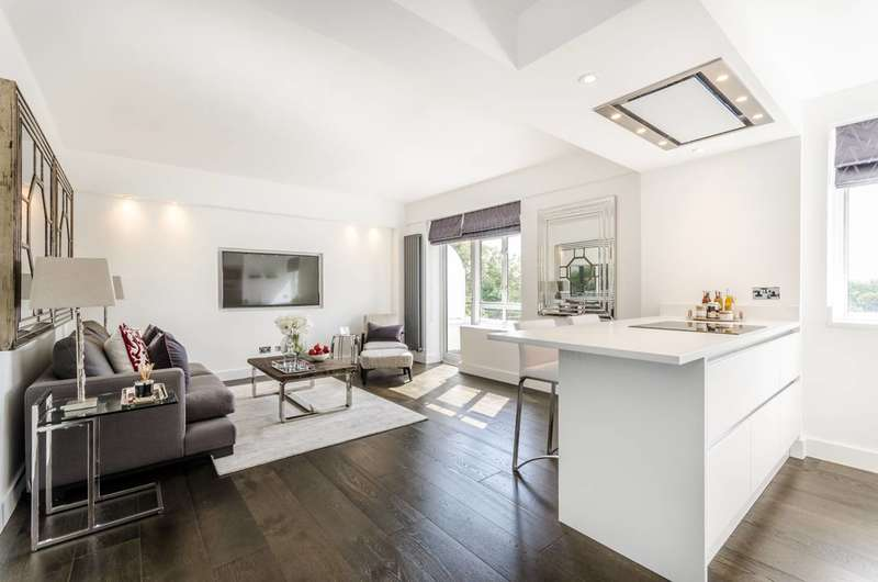 1 Bedroom Flat for sale in Portsea Hall, Hyde Park Estate, W2