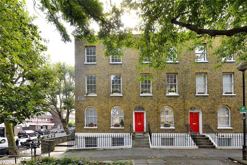 2 Bedrooms Flat for sale in Tibberton Square, London, N1