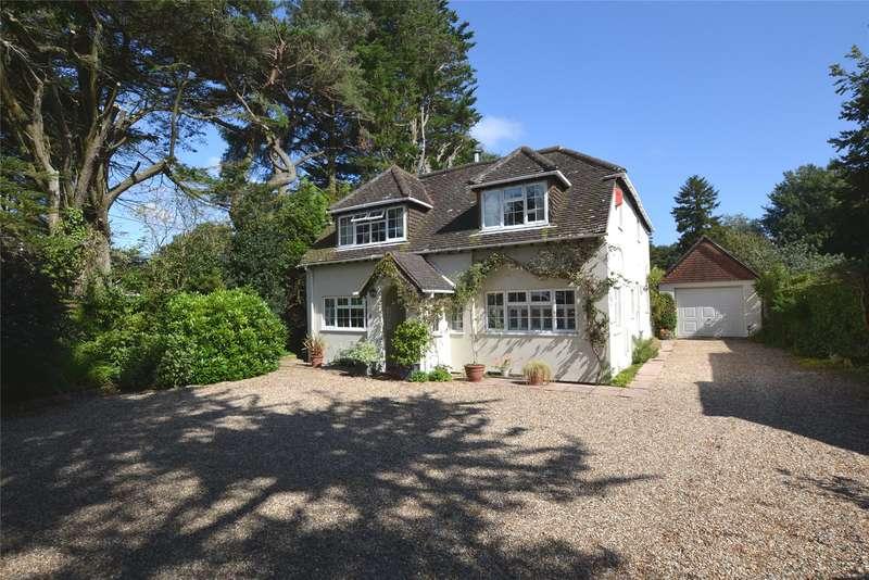 4 Bedrooms Detached House for sale in Furzey Lane, Beaulieu, Brockenhurst, Hampshire, SO42