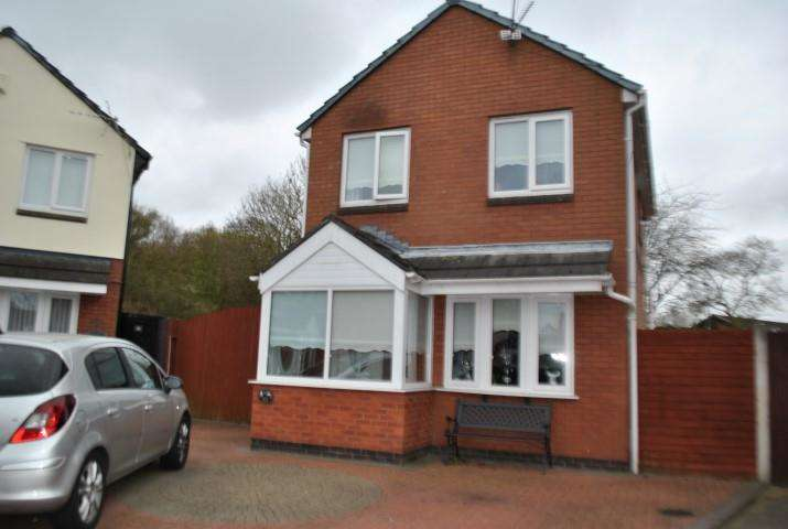 3 Bedrooms Detached House for sale in Newholme Close, Liverpool, Merseyside, L12