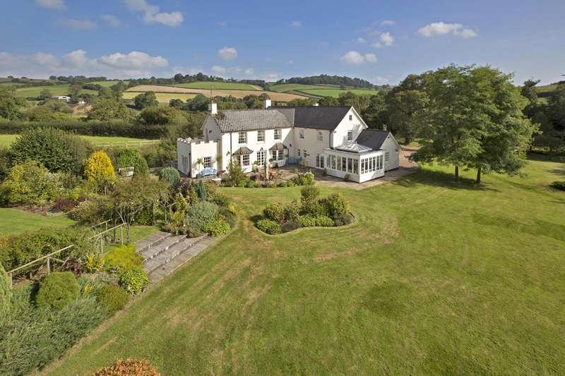 5 Bedrooms Detached House for sale in Cadbury, Bickleigh, Exeter, Devon