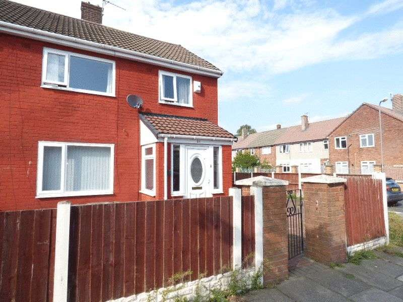 3 Bedrooms Semi Detached House for sale in Browns Lane, Netherton