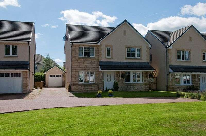 4 Bedrooms Detached House for sale in Talorcan, Alloa
