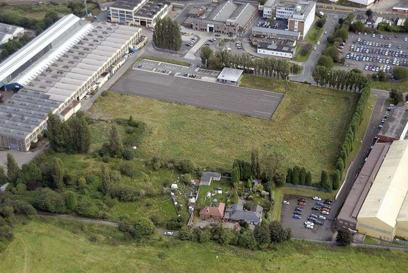 Land Commercial for sale in Taylor Road, Wolverhampton