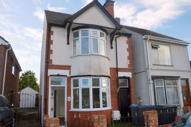 2 Bedrooms Detached House for sale in Byron Street, Barwell, Leicestershire LE9