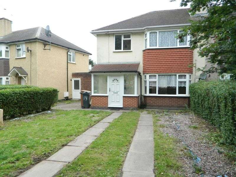 3 Bedrooms Semi Detached House for sale in Great Bridge Road, Bilston