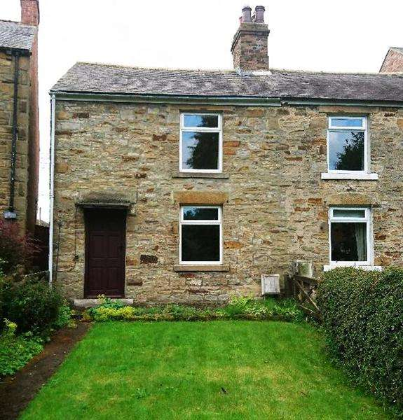 2 Bedrooms End Of Terrace House for sale in Victoria Terrace, Lanchester