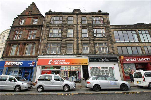 2 Bedrooms Flat for sale in /L Murray Place, Stirling