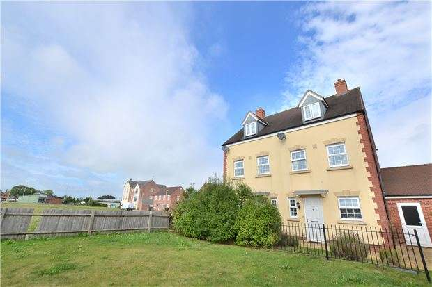 3 Bedrooms Semi Detached House for sale in Thatcham Avenue Kingsway, Quedgeley, GLOUCESTER, GL2 2DN
