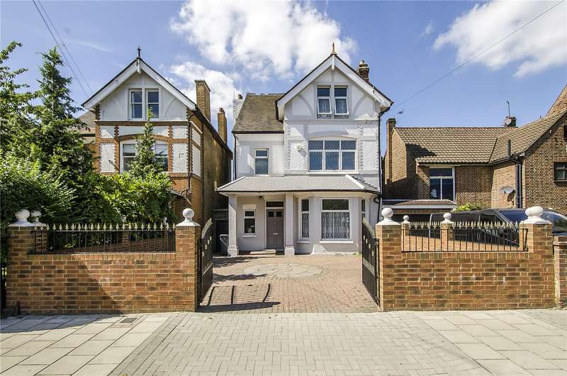 6 Bedrooms Detached House for sale in Conyers Road, London, SW16