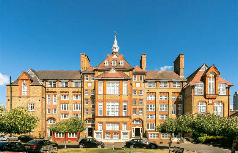 2 Bedrooms Flat for sale in Reed Place, Clapham, London, SW4