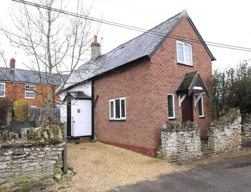 3 Bedrooms Detached House for sale in Brook Lane, Harrold, Bedford, MK43