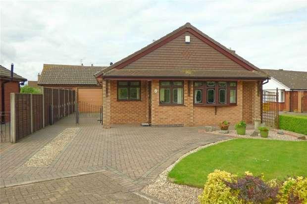 2 Bedrooms Detached Bungalow for sale in Dorchester Way, St Nicolas Park, Nuneaton, Warwickshire