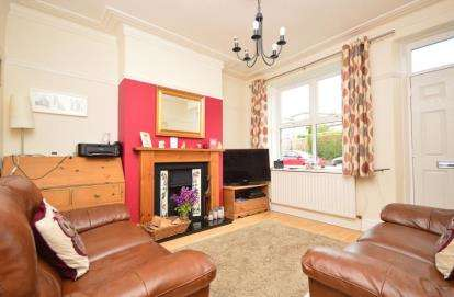 3 Bedrooms Terraced House for sale in Tapton Hill Road, Sheffield, South Yorkshire