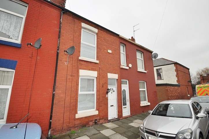 2 Bedrooms House for sale in Bisley Street, Wallasey