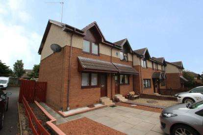 2 Bedrooms End Of Terrace House for sale in Birch Terrace, Ardrossan, North Ayrshire