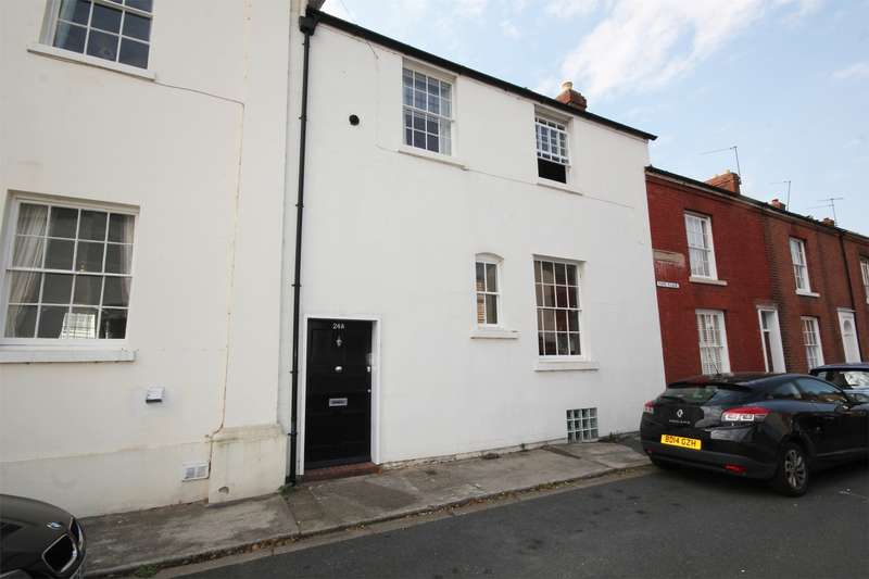 2 Bedrooms Terraced House for sale in Albany Terrace, Worcester