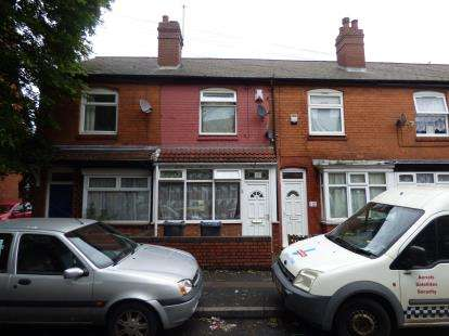 2 Bedrooms Terraced House for sale in Runcorn Road, Birmingham, West Midlands