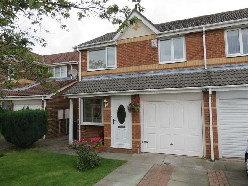3 Bedrooms Property for sale in Birkdale Drive, Shiney Row