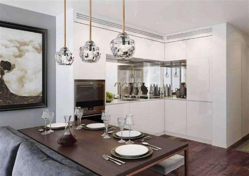 2 Bedrooms Property for sale in Sky Gardens, Nine Elms, London, SW8