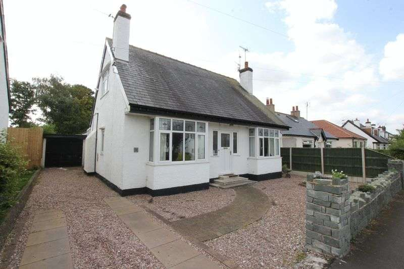 3 Bedrooms Detached Bungalow for sale in Hillview Road, Irby, Wirral