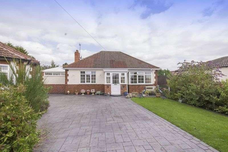 2 Bedrooms Detached Bungalow for sale in Waldene Drive, Alvaston, Derby