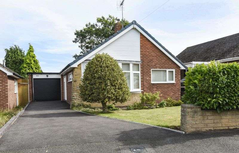 2 Bedrooms Detached Bungalow for sale in Brinley Way, Kingswinford