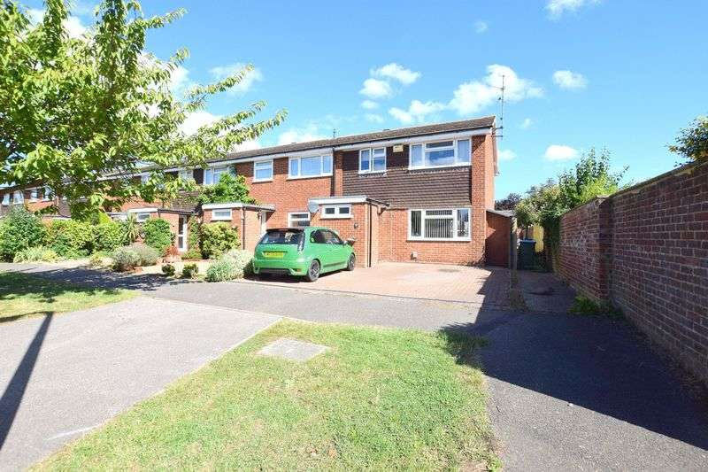 3 Bedrooms House for sale in Chaucer Drive, Aylesbury