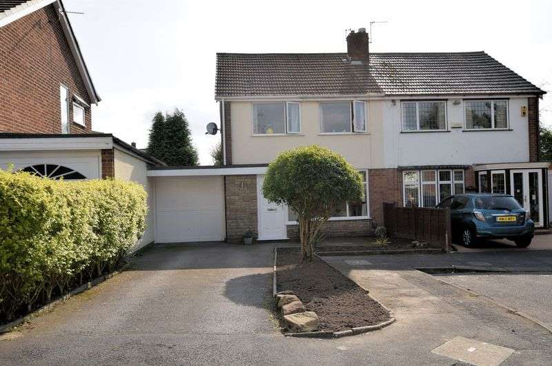 3 Bedrooms Semi Detached House for sale in Ambleside Close, Harwood, Bolton