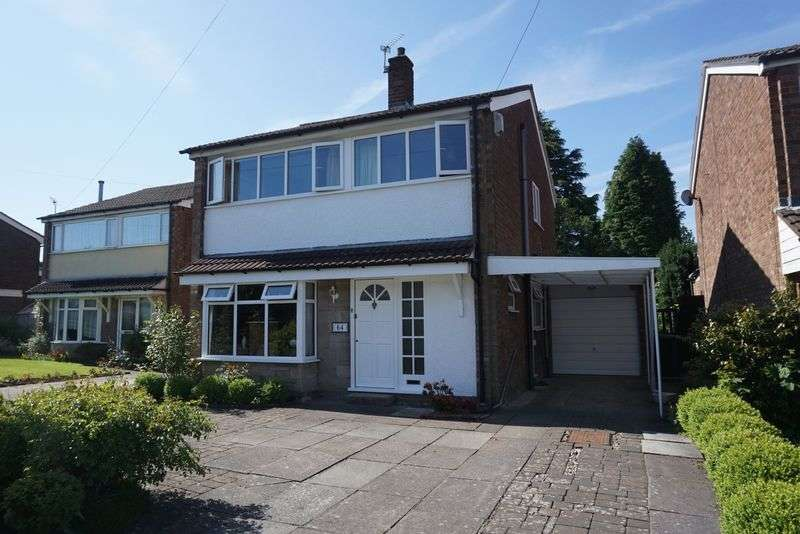 4 Bedrooms Detached House for sale in Abingdon Road, Bramhall