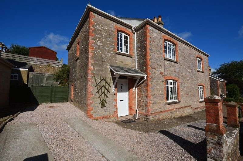 2 Bedrooms Semi Detached House for sale in GREENWAY ROAD, GALMPTON, BRIXHAM