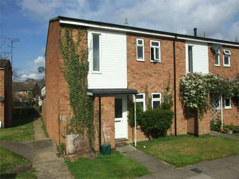 2 Bedrooms Terraced House for sale in Sherards Orchard, HARLOW, Essex