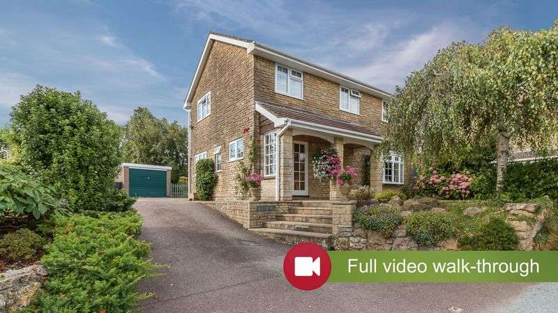 3 Bedrooms Detached House for sale in Drimpton, Beaminster, Dorset