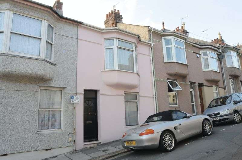 2 Bedrooms Terraced House for sale in Beaumont Avenue, Plymouth. FOR SALE BY INFORMAL TENDER.
