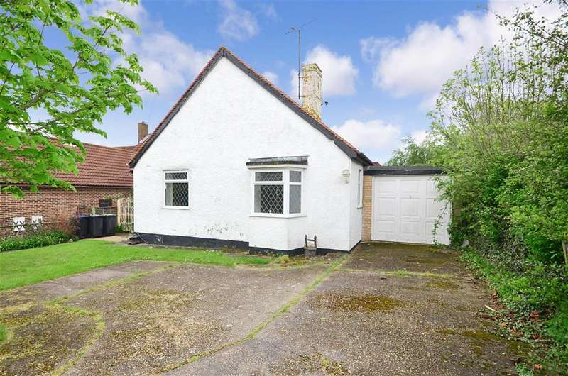 3 Bedrooms Bungalow for sale in Albion Lane, Herne Bay, Kent