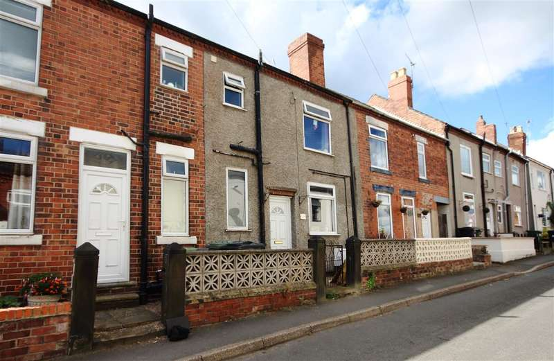2 Bedrooms Terraced House for sale in East Street, Marlpool