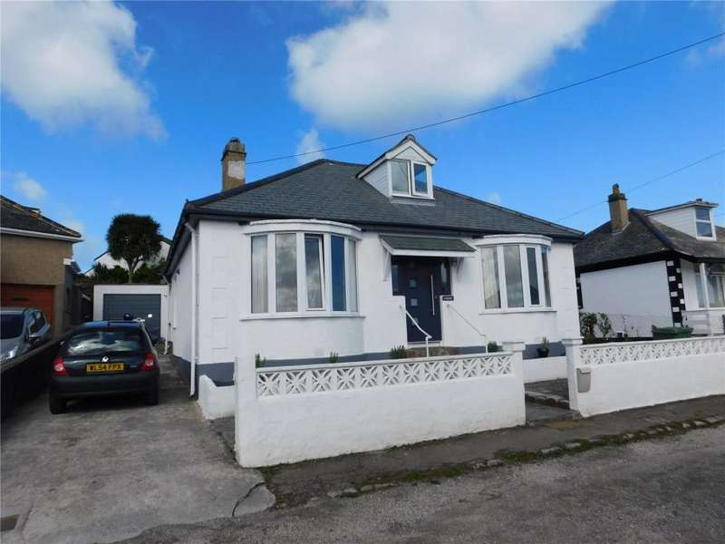 3 Bedrooms Detached Bungalow for sale in Penporth Avenue, St Ives